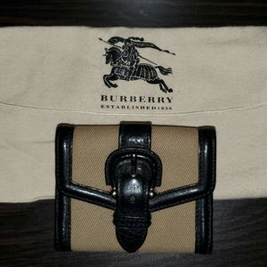 Brand New Burberry Wallet with Dust Bag...